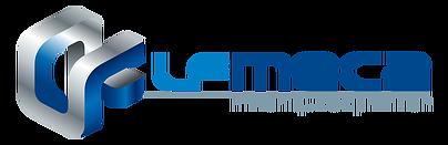logo officiel LF MECA mécanique de précision