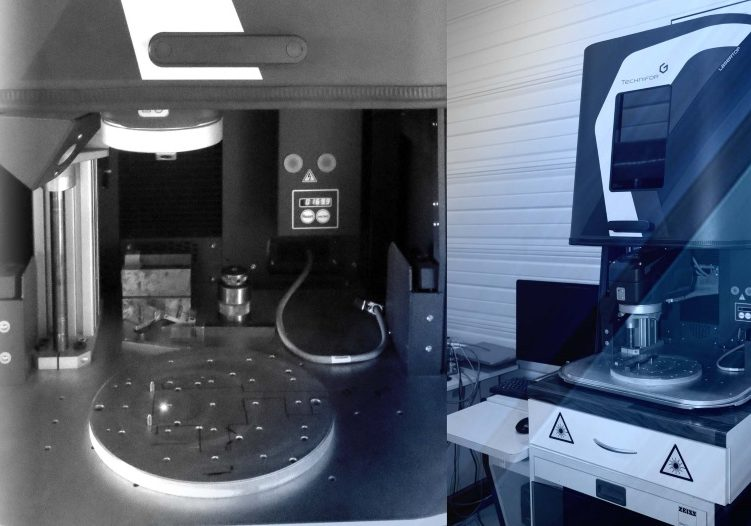 Marquage laser pour identification chez LF MECA