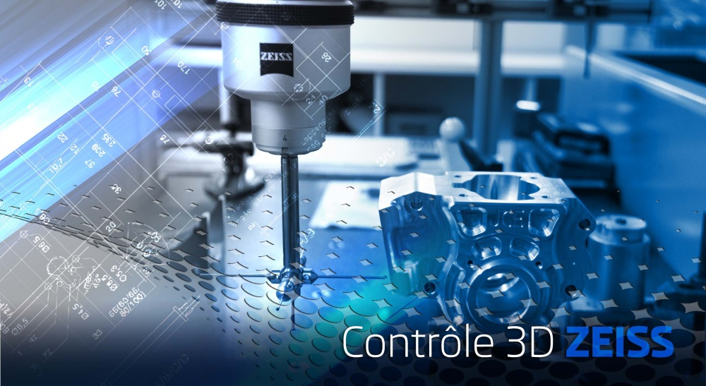 Contrôle 3D ZEISS LF MECA Mécanique de précision
