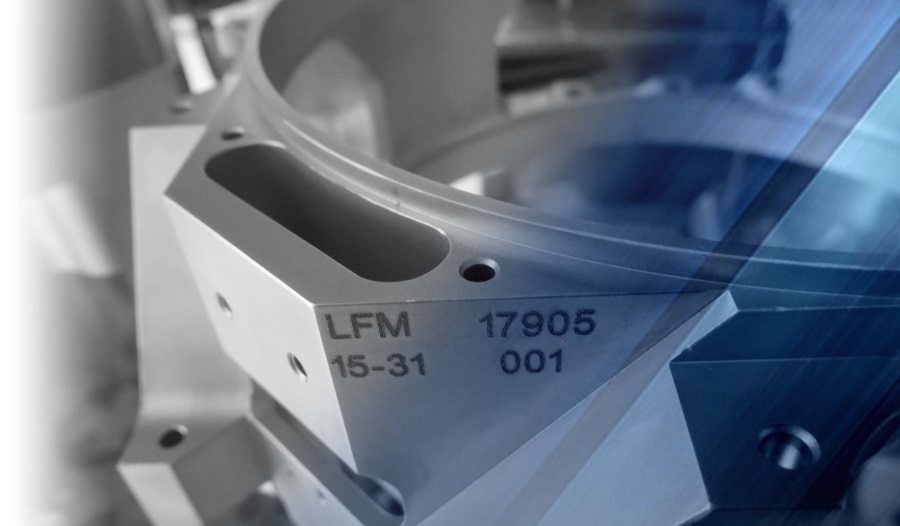 LF MECA marquage laser identification