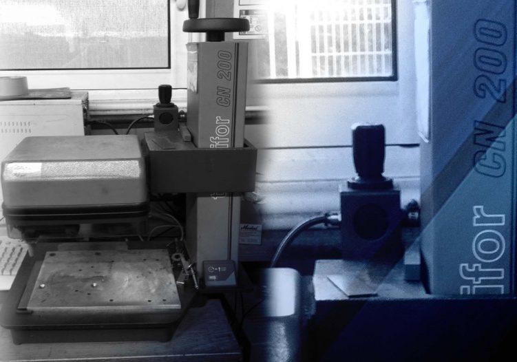 LF MECA machine marquage laser pour l'identification