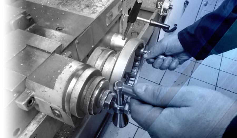 production LF MECA Mécanique de précision