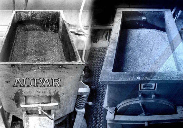 Tonneaux d'ébavurage LF MECA en mécanique de précision